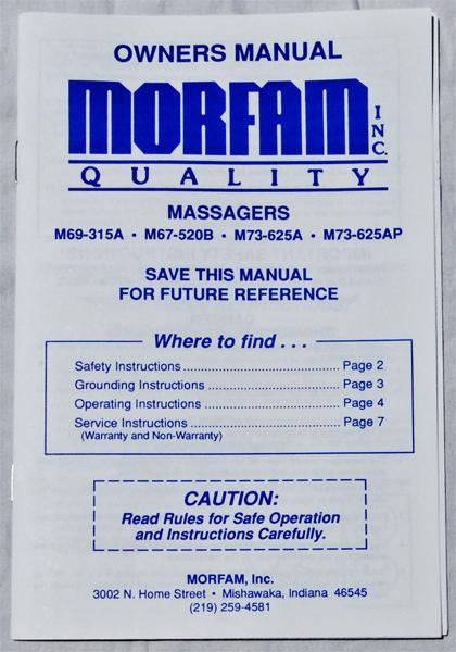 chattanooga hydrocollator e 1 manual